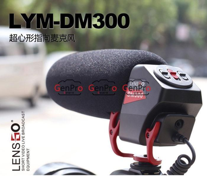 General_Egypt_LensGo_Microphone_LYM-DM300